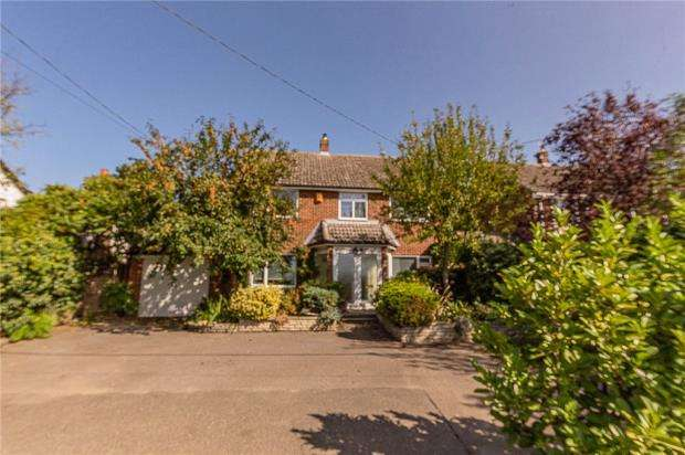 4 Bedrooms Detached House for sale in Inworth Road, Feering, Essex