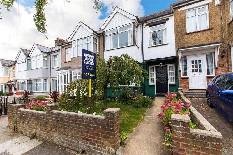 3 Bedrooms Terraced House for sale in Northridge Road, Gravesend, Kent, DA12