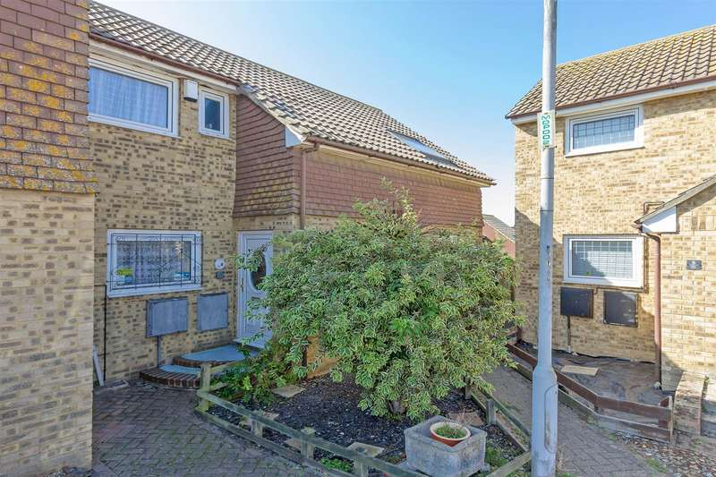 2 Bedrooms End Of Terrace House for sale in Miller Court, Minster On Sea, Sheerness