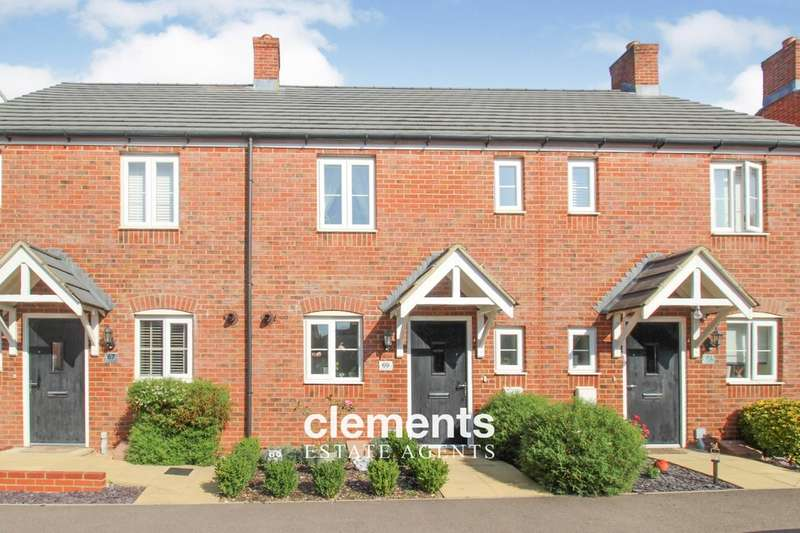 2 Bedrooms Terraced House for sale in Apsley, Hertfordshire
