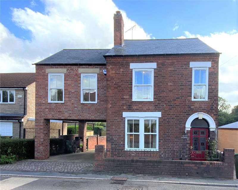 4 Bedrooms Detached House for sale in The Delves, Swanwick, Derbyshire, DE55