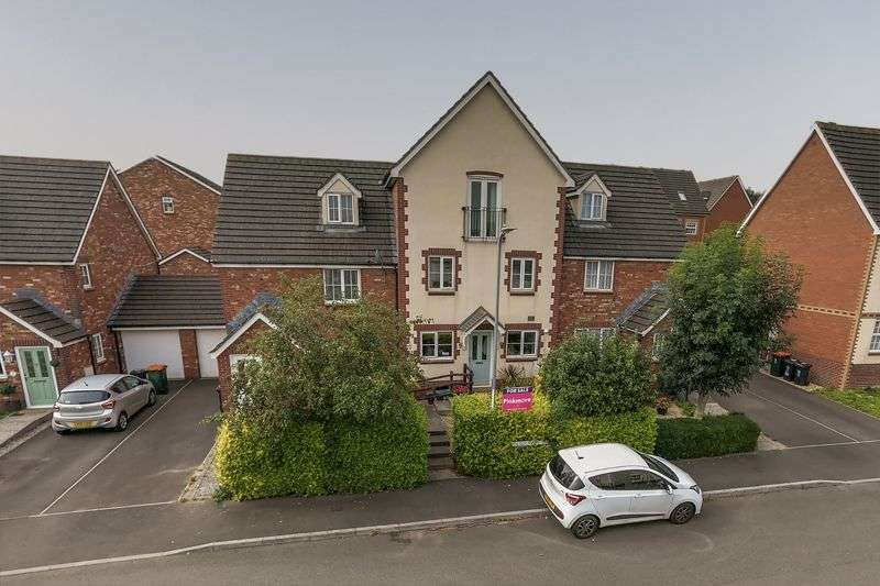 4 Bedrooms Property for sale in Dunraven Drive, Newport
