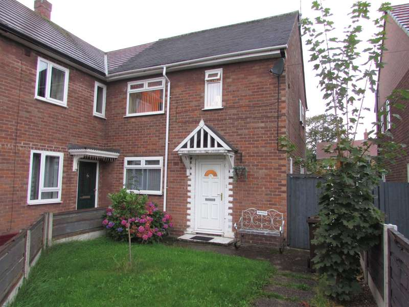 2 Bedrooms End Of Terrace House for sale in Portway, Manchester, M22