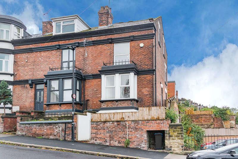4 Bedrooms Semi Detached House for sale in Beeton Road, Meersbrook