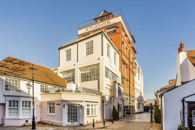 5 Bedrooms Apartment Flat for sale in Lamb Brewery Studios, Chiswick, W4