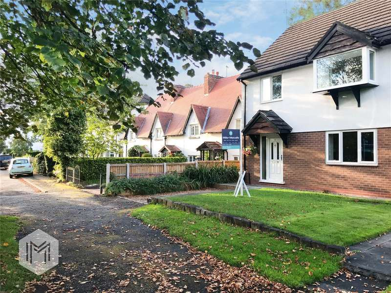 3 Bedrooms Semi Detached House for sale in Beanfield Terrace, Worsley, Manchester, Greater Manchester, M28