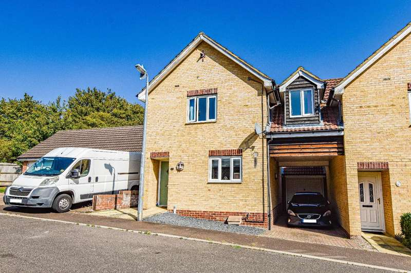 3 Bedrooms Detached House for sale in Harris Green, Dunmow