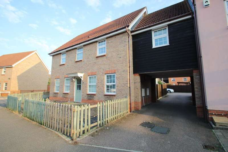 5 Bedrooms Detached House for sale in Lammas Drive, Braintree