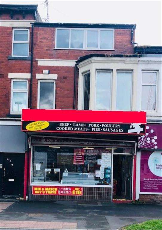 2 Bedrooms Cafe Commercial for sale in Central Drive, Blackpool, FY1 5EE