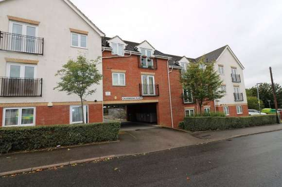2 Bedrooms Apartment Flat for rent in Cavendish Place, Hatfield