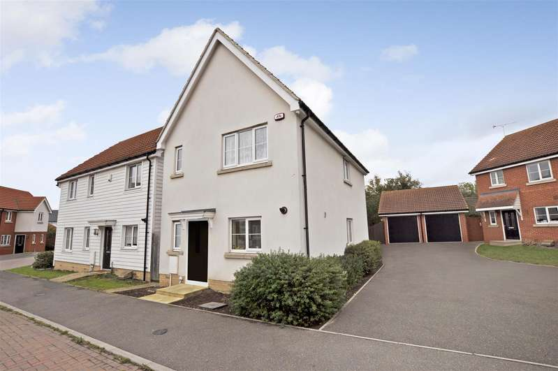 3 Bedrooms House for sale in Montague Street, Basildon