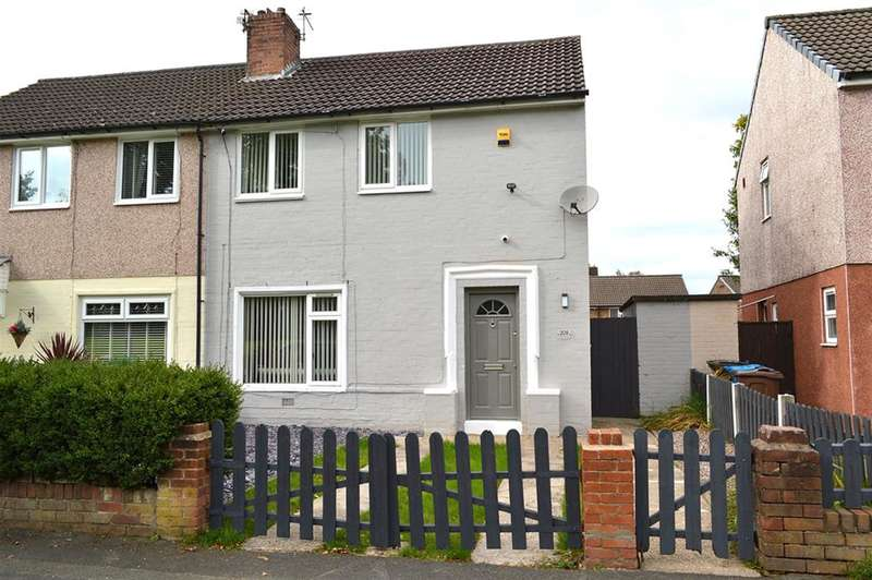 3 Bedrooms Semi Detached House for sale in Lower Lime Road, Hollinwood, Oldham, OL8 3PA
