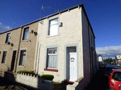 2 Bedrooms End Of Terrace House for sale in Waterbarn Street, Burnley, Lancashire