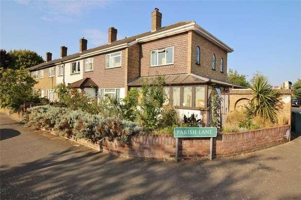 4 Bedrooms End Of Terrace House for sale in Parish Lane, Penge, London