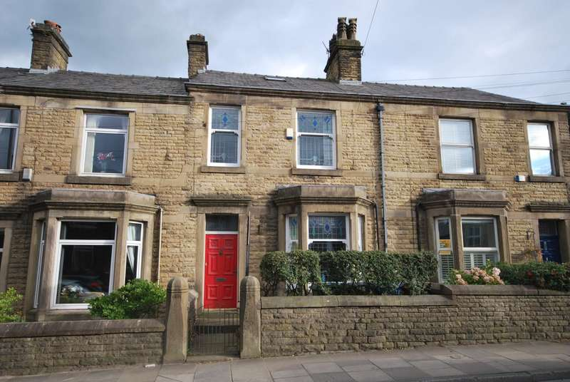 3 Bedrooms Terraced House for sale in Bolton Road West, Ramsbottom, Bury