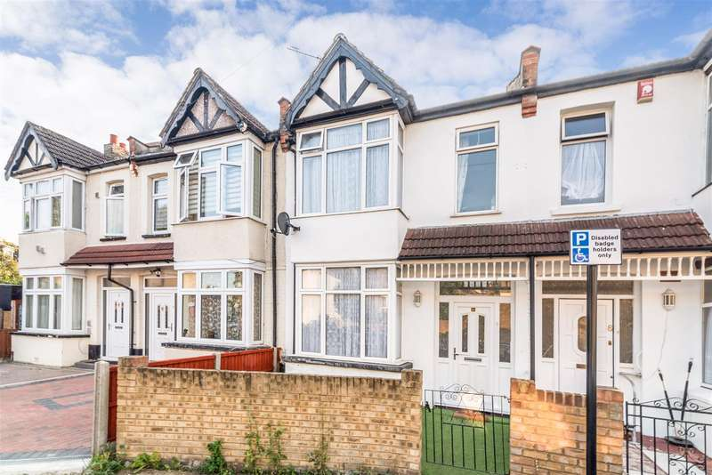 3 Bedrooms Terraced House for sale in Rollit Crescent, Hounslow