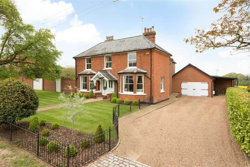5 Bedrooms Detached House for sale in The Street, Kingston, Canterbury