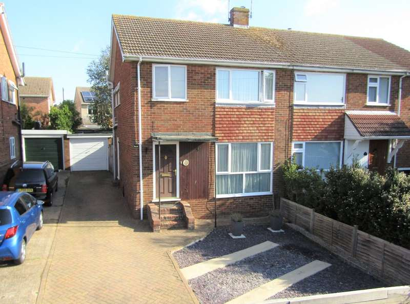 3 Bedrooms Semi Detached House for sale in Ripley Road, Willesborough, Ashford
