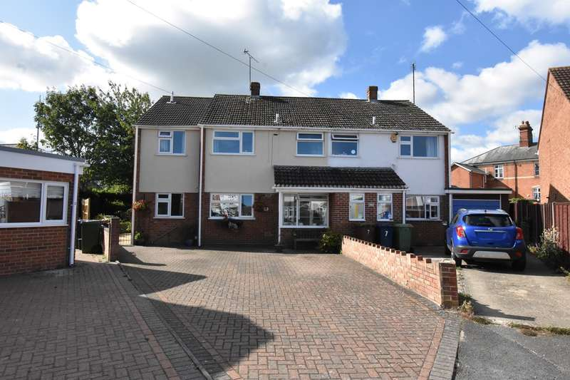 4 Bedrooms Semi Detached House for sale in Cotswold Gardens, Tewkesbury, GL20
