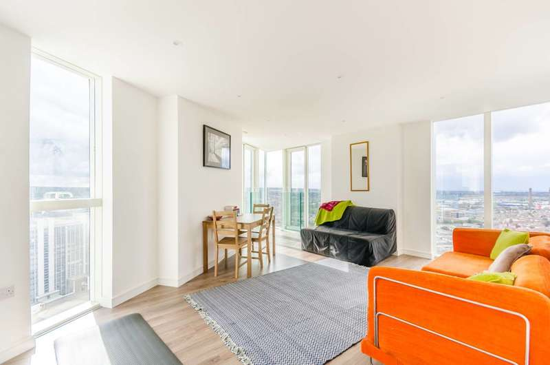 2 Bedrooms Flat for sale in Saffron Central Square, East Croydon, CR0