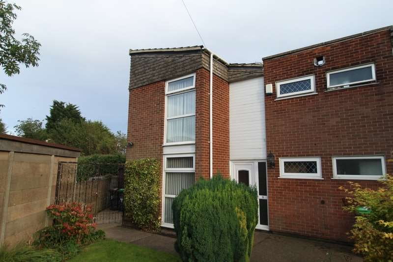 3 Bedrooms Semi Detached House for sale in Maunside Avenue, Sutton-in-Ashfield, Nottinghamshire, NG17