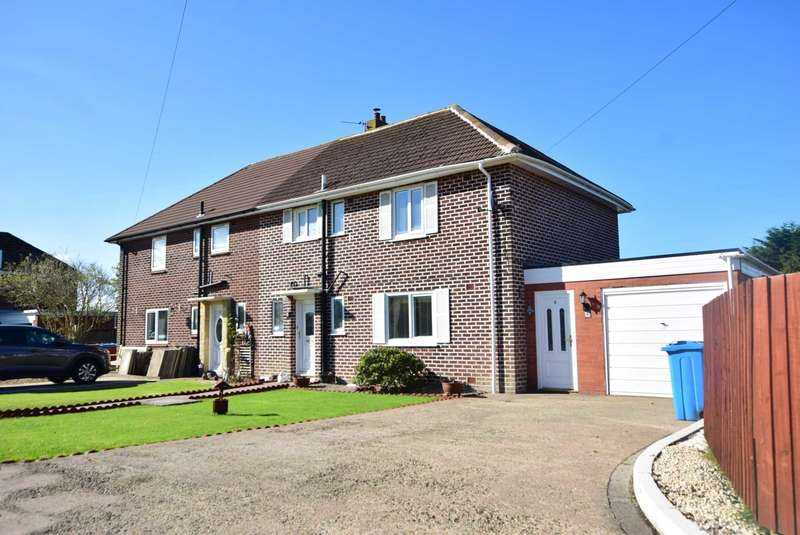 3 Bedrooms Semi Detached House for sale in `The Crescent`, Bank Lane, Warton, PR4 1TB