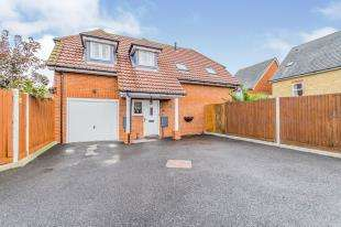 2 Bedrooms Detached House for sale in Cormorant Road, Iwade, Sittingbourne, Kent