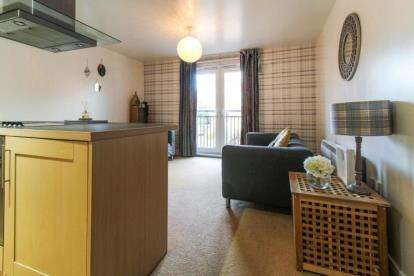 1 Bedroom Flat for sale in Oxclose Park Gardens, Halfway, Sheffield, South Yorkshire