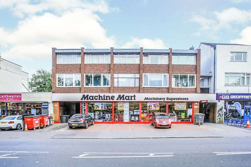 1 Bedroom Flat for rent in Brighton Road, South Croydon, CR2