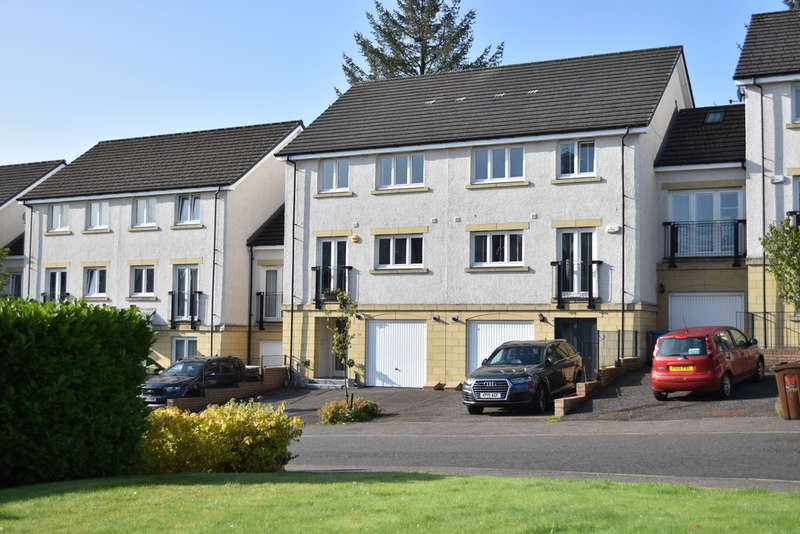 4 Bedrooms Town House for sale in 21 Kelvindale Court, Kelvindale, Glasgow