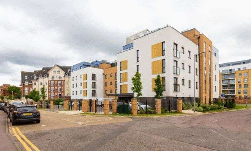 1 Bedroom Property for sale in George House, Stevenage: ** WALK OUT BALCONY WITH LOVELY VIEWS**