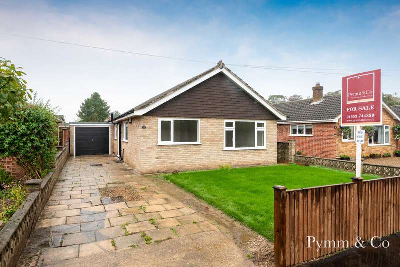 3 Bedrooms Detached Bungalow for sale in Kennedy Close, Easton