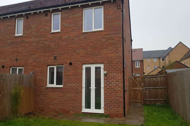 3 Bedrooms Semi Detached House for rent in Merchant Avenue Chalfont Drive, Nottingham, NG8