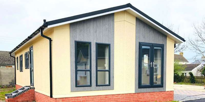 2 Bedrooms Mobile Home for sale in Westover Residential Park, Carmarthenshire