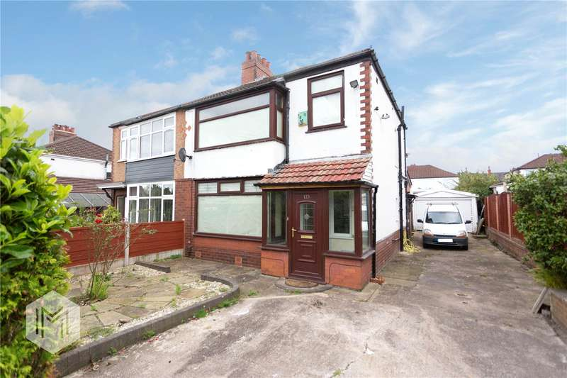 3 Bedrooms Semi Detached House for sale in Marton Avenue, Bolton, Greater Manchester, BL2