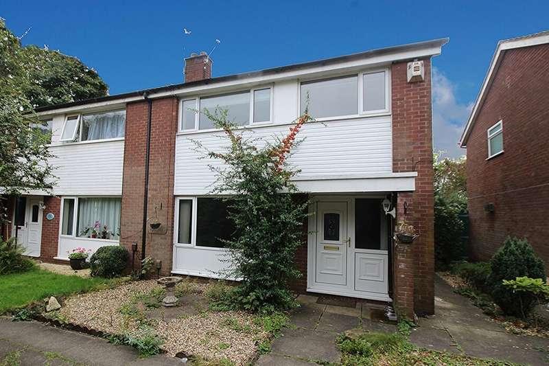 3 Bedrooms Semi Detached House for sale in Wensley Road, Blackburn, BB2