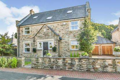 5 Bedrooms Detached House for sale in Old Hall Mews, Sheffield, South Yorkshire
