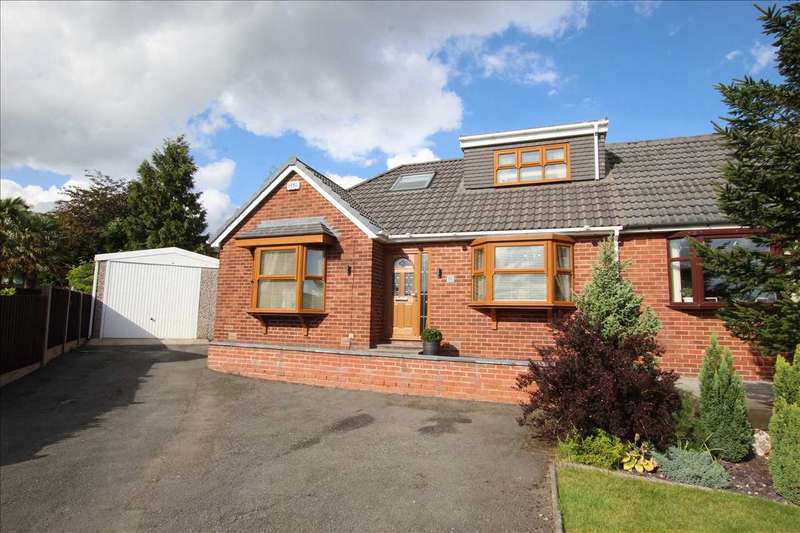3 Bedrooms Bungalow for sale in Mountmorres Close, Bolton