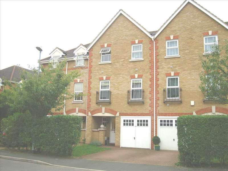 4 Bedrooms Terraced House for rent in Offley Place, Isleworth