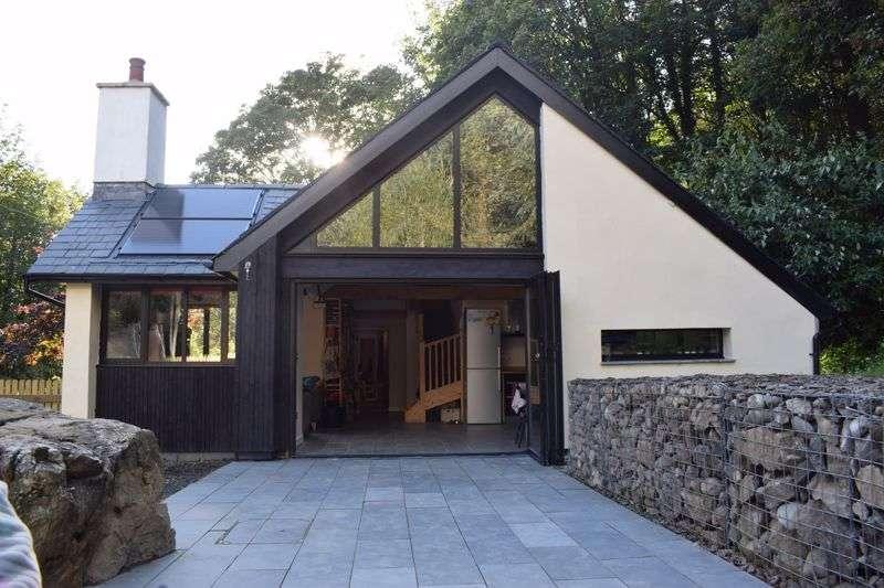 3 Bedrooms Property for sale in Boduan, Pwllheli