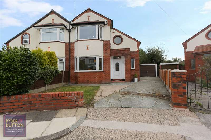 3 Bedrooms Semi Detached House for sale in Gainford Gardens, Moston, Manchester, M40