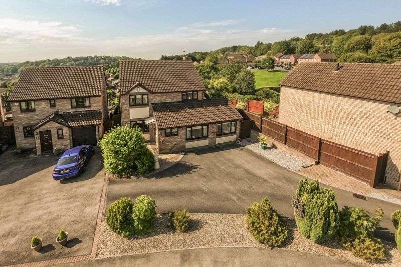 4 Bedrooms Property for sale in Kier Hardie Crescent, Newport