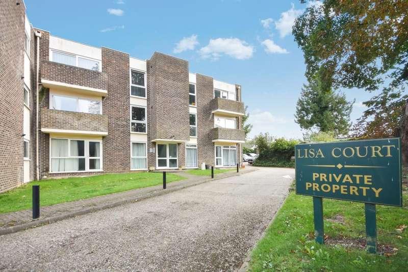 2 Bedrooms Flat for sale in Lisa Court, Basingstoke, RG21