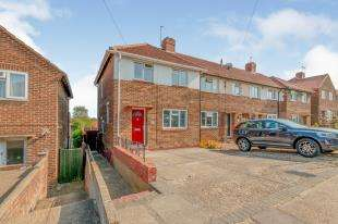 3 Bedrooms End Of Terrace House for sale in Lancelot Avenue, Rochester, Kent, Uk