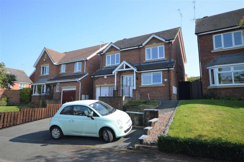 4 Bedrooms Detached House for sale in Godiva Road, Leominster