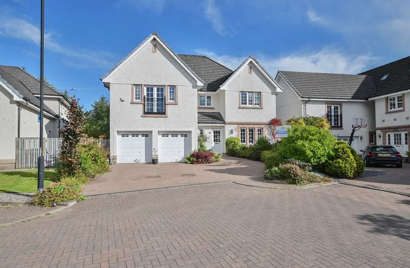 6 Bedrooms Detached House for sale in Alpin Drive, Dunblane, FK15