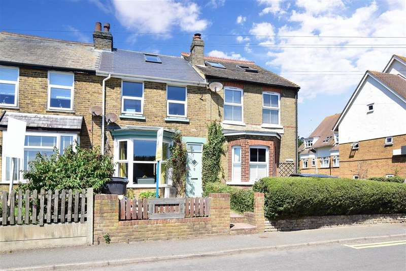 3 Bedrooms Terraced House for sale in Reach Road, , St. Margarets-At-Cliffe, Dover, Kent