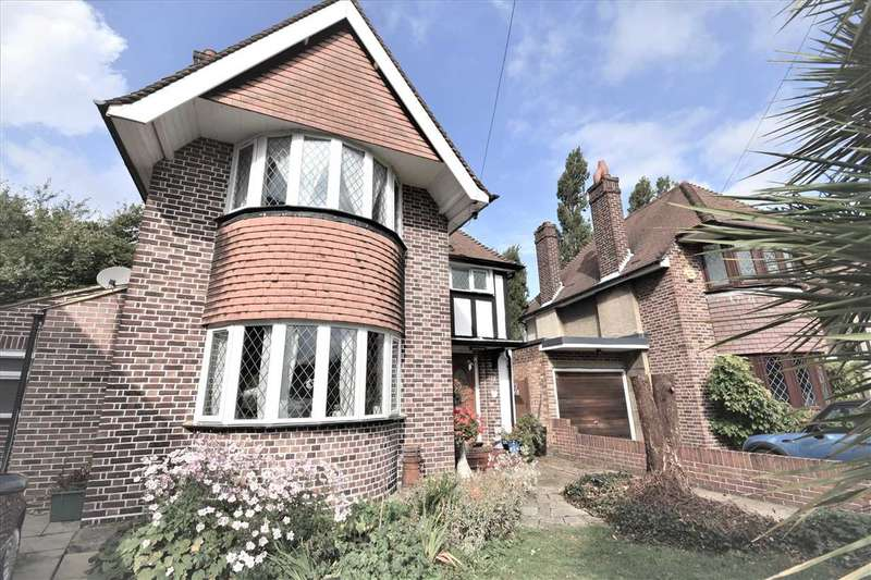 4 Bedrooms Detached House for sale in Murray Avenue, whitton