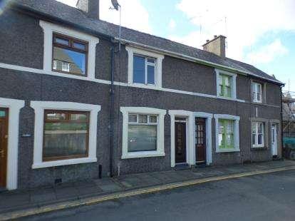 2 Bedrooms Terraced House for sale in Clark Terrace, Upper Ala Road, Pwllheli, Gwynedd, LL53