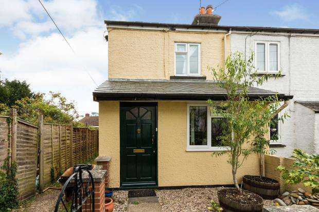 2 Bedrooms End Of Terrace House for sale in ., Basingstoke, Hampshire